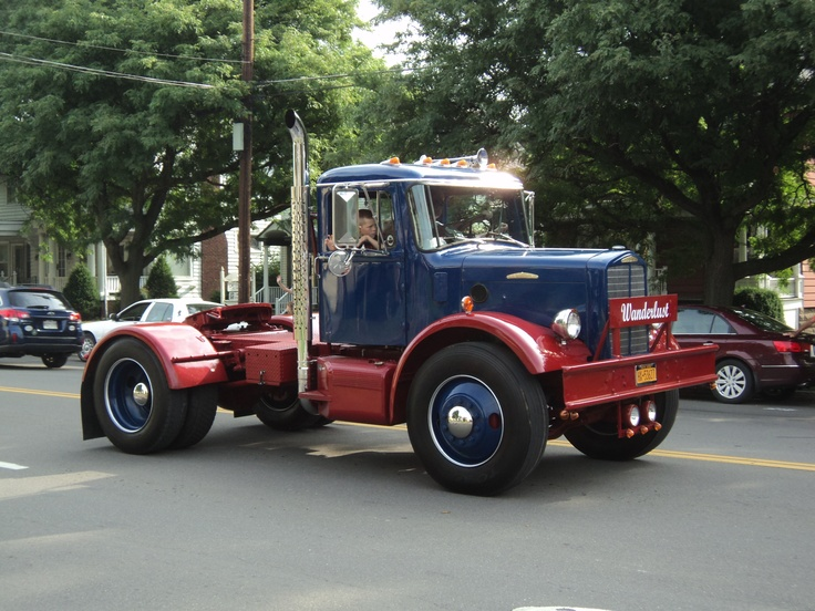 2013 National Brockway Truck Show, Cortland NY, picture by ...