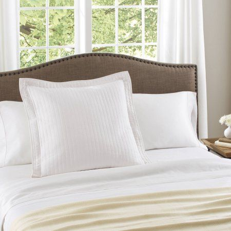 Better Homes and Gardens Solid Cotton Euro Sham