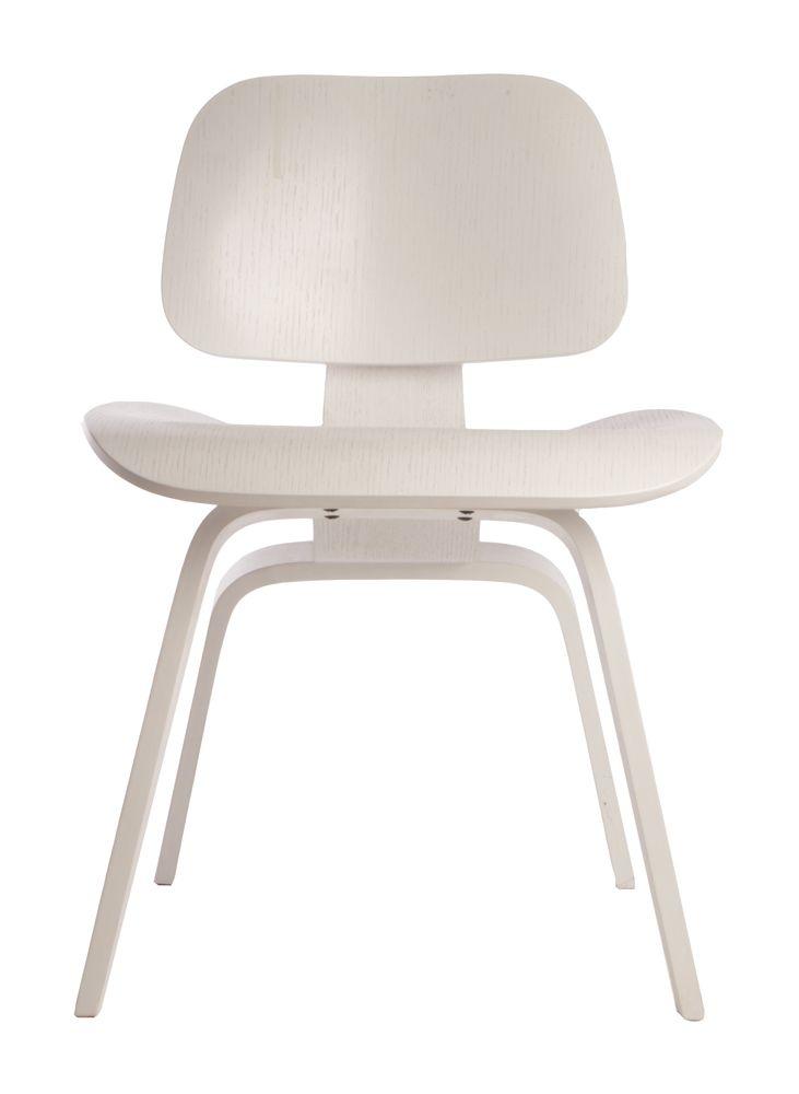 replica eames chair dcw white - Eames Stuhl Replik