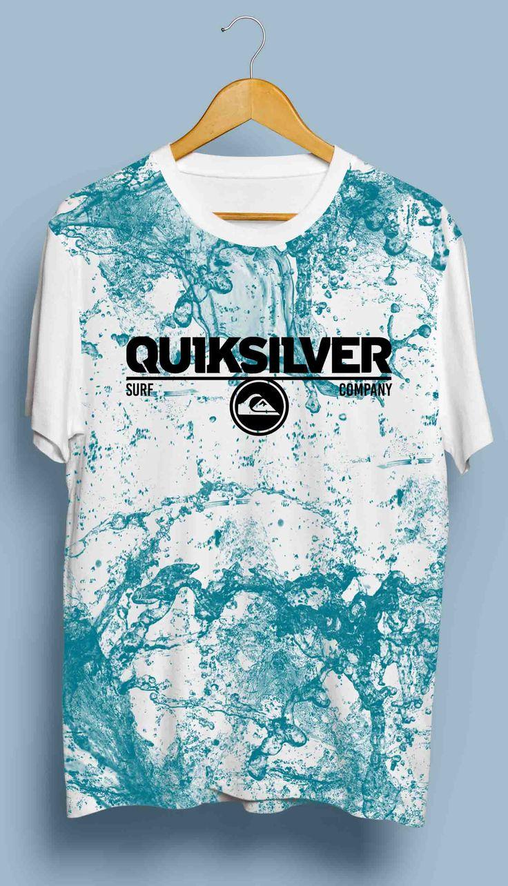 Tees Quiksilver #surf #tees #dc #t-shirtdesign #dcshoecousa #t-shirtdc #billabong #vans #volcom #quiksilver #ripcurl #teesorogonalsurf #hurley #insight #spyderbilt #macbeth
