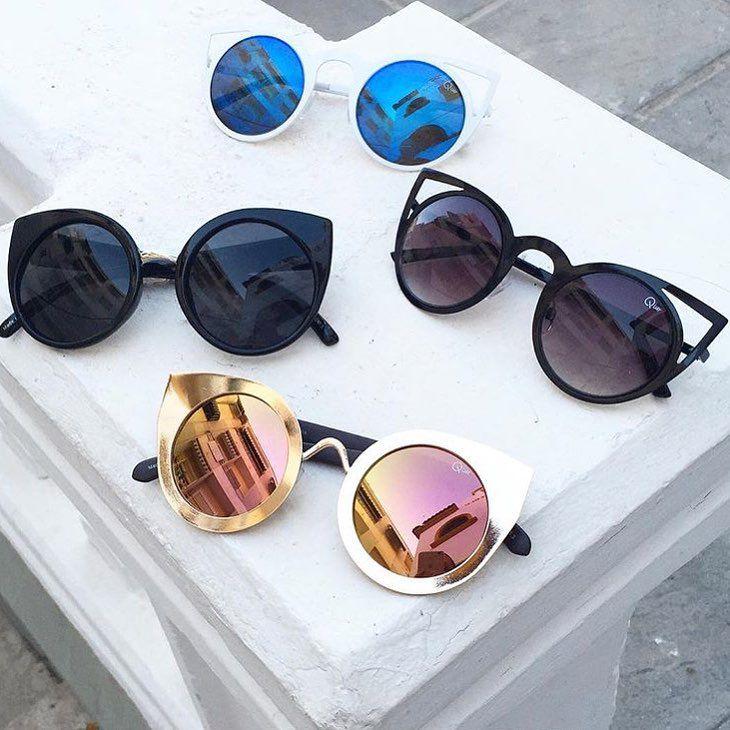How do you choose?  #quayaustralia #sunglasses #vemesd
