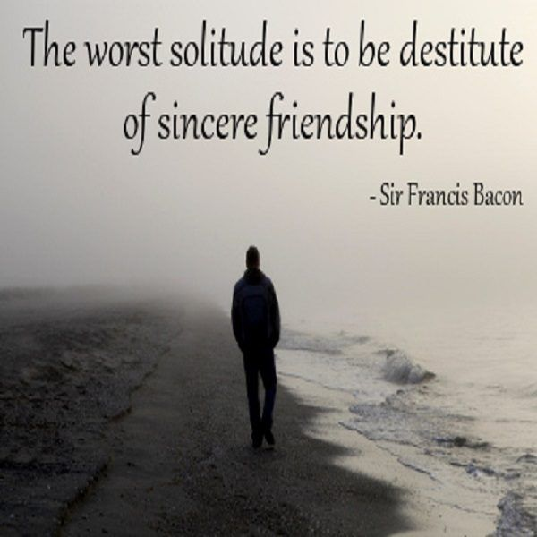 Sir Francis Bacon A Best Quote