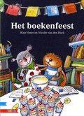 Het boekenfeest. Mats houdt van lawaai en actie. Zijn buurmeisje Guusje houdt van lezen en stilte. Als Mats een feest geeft, nodigt Guusje al haar boekenvrienden uit. Die zijn helemaal niet saai, ontdekt Mats!