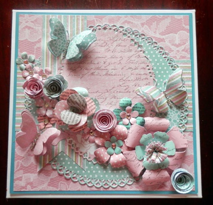 76 best paper floristry images on Pinterest | Craftwork cards ...
