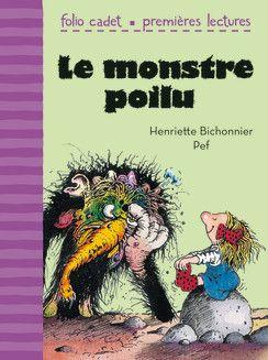 Le monstre poilu - Folio Cadet Premières lectures - Livres pour enfants - Gallimard Jeunesse