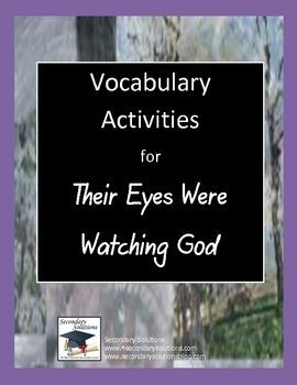the concept of idea in the novel their eyes were watching god by zora neale hurston Individuals' responses to disasters as reflected in zora 2 neale hurston's novel concept maps to identify of their eyes were watching god aloud as a.