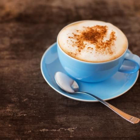We have the *perfect* alternative to a #PSL! #HealthHinge 34 is all about upgrading your #latte
