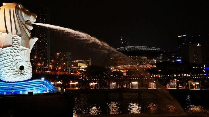 Singapore, Lion City
