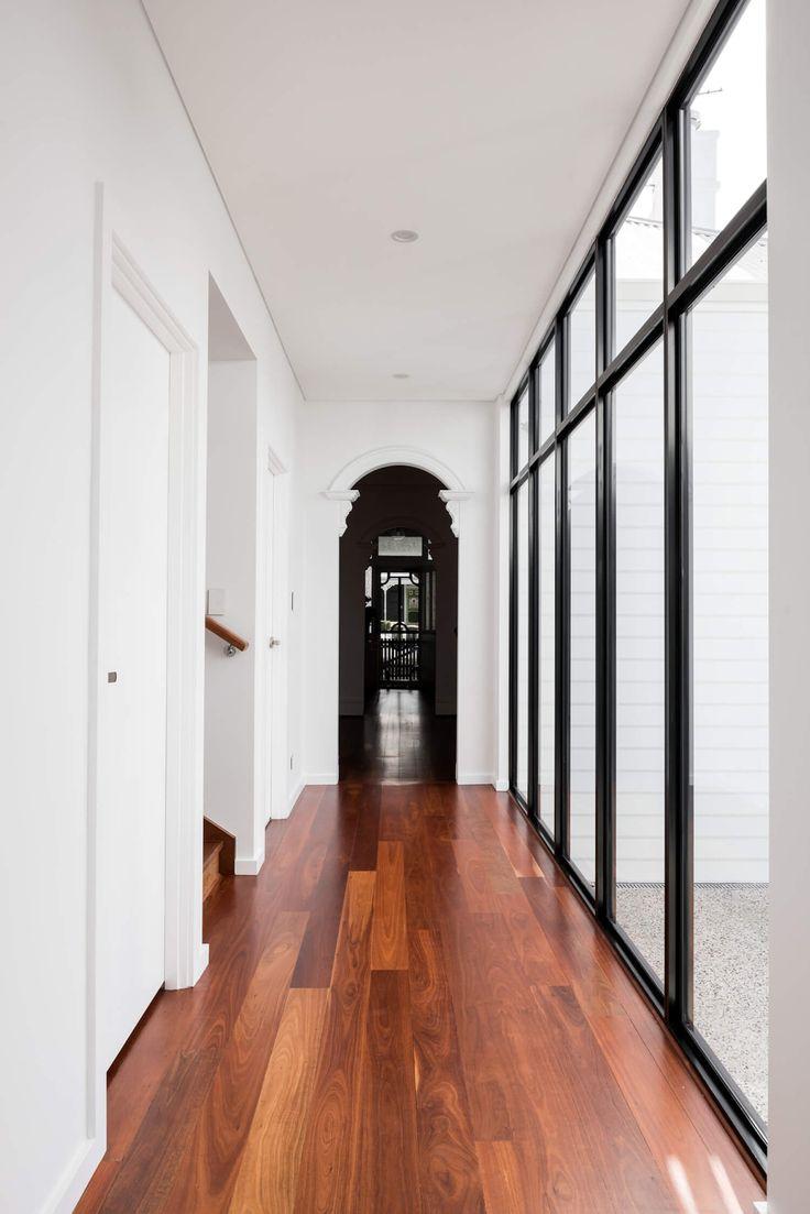Hallway   The Pinterest House by Sandy Anghie Architect   Interiors   est living