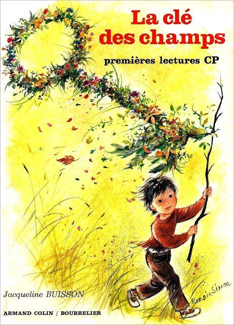 Manuels anciens: La Clé des champs - premières lectures CP