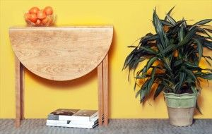 Make a Small and Portable Folding Table