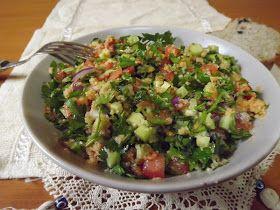 bucataria turceasca: Salata Kisir