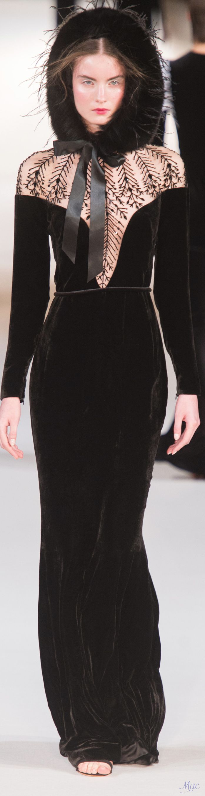 Fall 2017 Haute Couture Yanina Couture