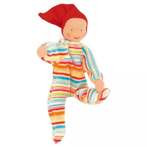 Kathe Kruse Nicki Baby. Great for little hands. Perfect size, high quality. We have had to buy several