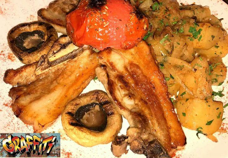 Vă invităm să vă ospătați cu preparate delicioase de al căror gust nu vă veți sătura niciodată!  www.graffitirestaurant.ro