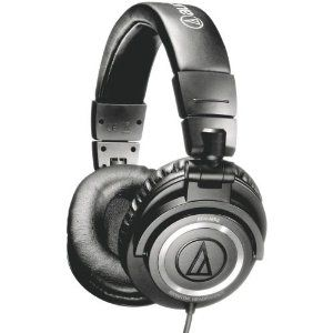 Audio Technica ATH-M50  Found them on eBay for only 100$!!!!