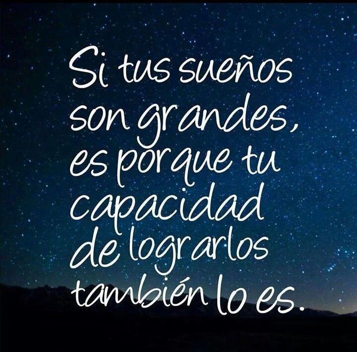 Si tus sueños son grandes, es porque tu capacidad de lograrlo tambien lo es...#LTurca #LasTurcas #MujerLatinoamericana