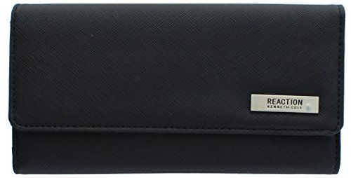 """2017 Clutches 102522-755 Kenneth Cole Reaction Trifold Clutch """"Tri-Ed & Tr..."""