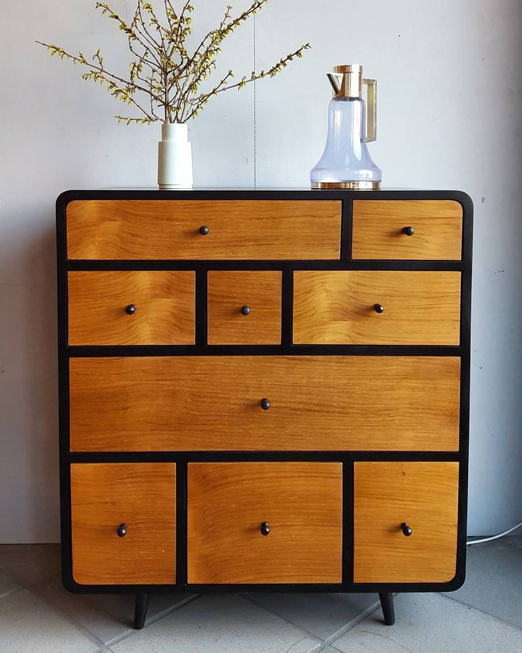 The 14 best Kommode images on Pinterest | Chest of drawers, Buffet ...