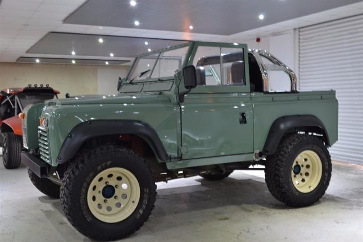 Used 1959 Land Rover Series 2 Body Series 2 Body For Sale In Worcester From Asm Land Rover Defender Land Rover Land Rover Series