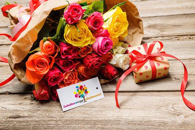 Boldog Nőnapot kívánunk! - Zsebedben a megye alkalmazások!