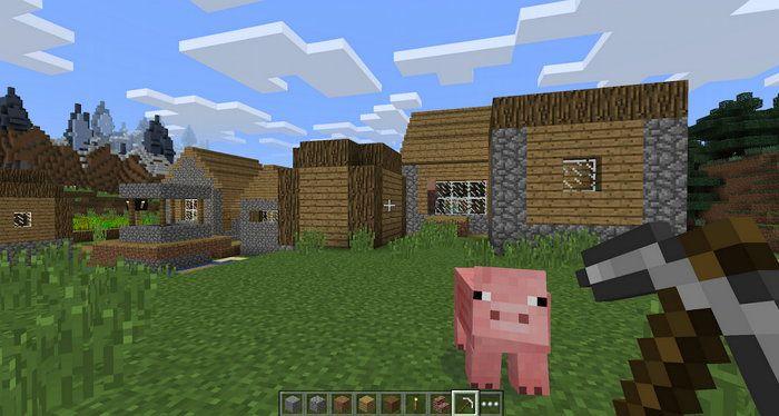 Mojang anunció una nueva edición de Minecraft para Windows 10