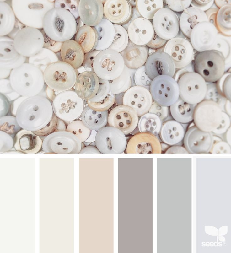 Buttoned Tones. Muted ColorsBedroom Colour Schemes NeutralColours ...