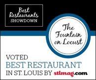 The Fountain On Locust: St. Louis Restaurant & Ice Cream Bar