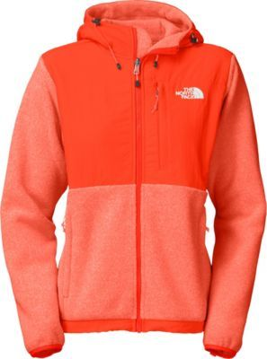 The North Face Women's Denali Hoodie. Love the color, but have nothing to wear it with, better in black (slimming)