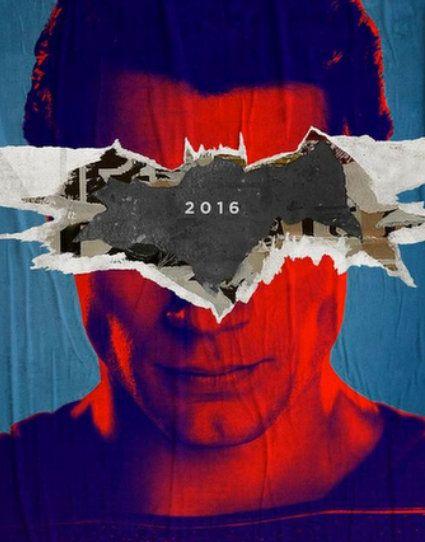 Poster Batman v Superman Dawn of Justice