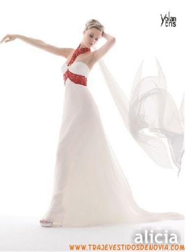 Alicia  Vestido de Novia  YolanCris