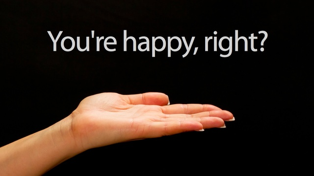 Emotion Is Reversed in the Brains of Left Handers - Damm you right handers!!