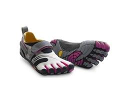Alitza Loop, Chaussures Multisport Outdoor Femme, Rose (Dark Pink), 38 EUVibram Fivefingers