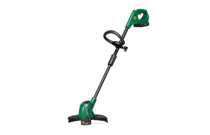 Lawn Edger Trimmer Electric Cordless Weed Eater 20-Volt Lithium-Ion Rechargeable #WeedEater