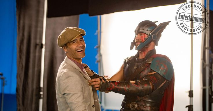 Thor Ragnarok director Taika Waititi on playing breakout character Korg and putting Cate Blanchett in antlers - EW.com