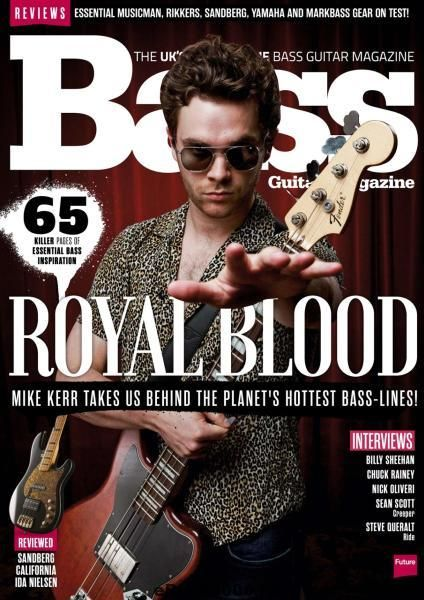 #Royal #Blood are the coolest band in #Britain feat. in #Bass #Guitar #Magazine #August 2017 https://www.magazinecafestore.com/bass-guitar-magazine.html #Music #musicians