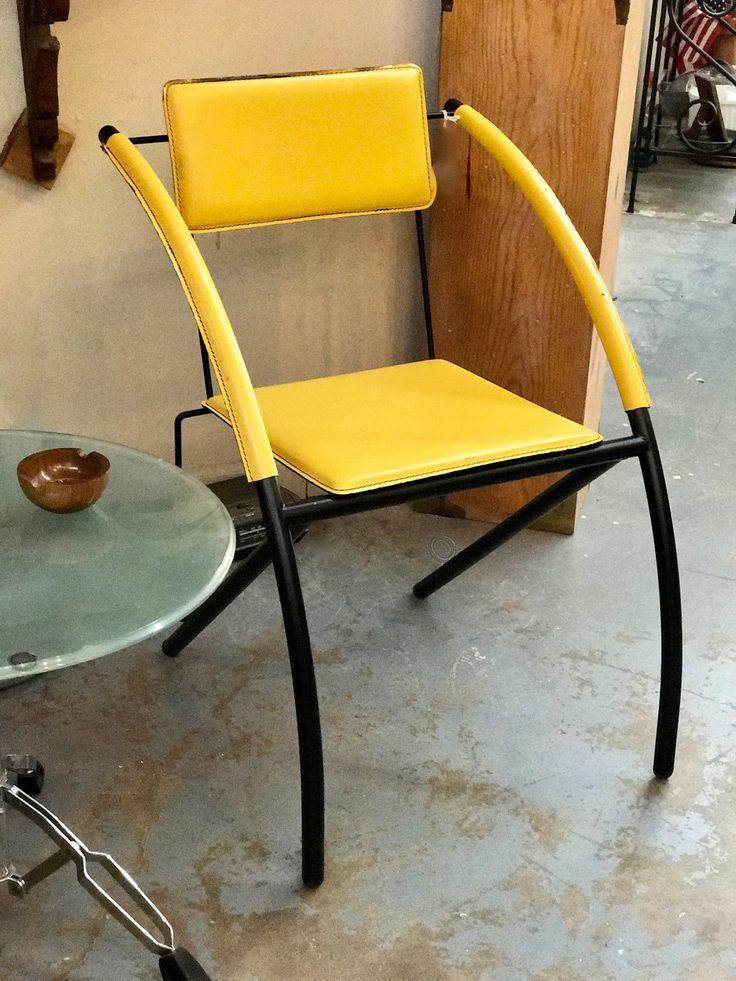 Memphis Style Italian Chair $39 Mid Century Dallas Booth 766 Lula Bu0027s 1010  N. Riverfront