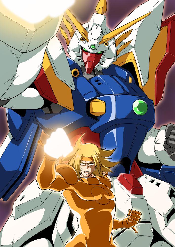 Shining Gundam Domon Kasshu Gundam Gundam Art Gundam Wallpapers