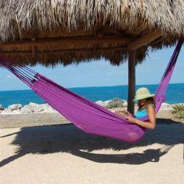 Caribbean Mayan Hammock (Purple)