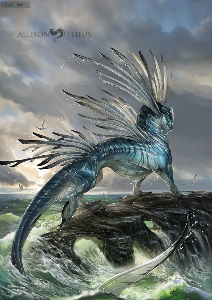 Allison Theus On Twitter Mythical Creatures Fantasy Mythical Creatures Mythical Creatures Art