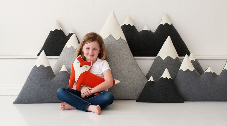 our mountain pillows