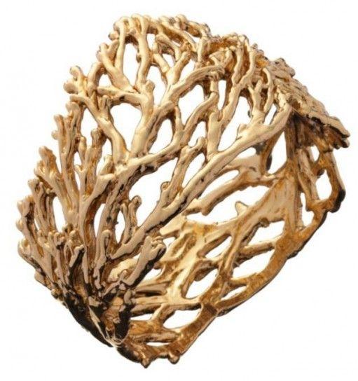 Capri, bracciale corallo di Giovanni Raspini