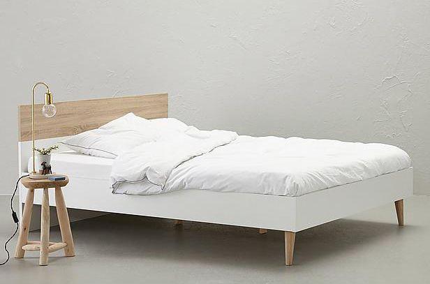 #Slaapstijlen #scandinavisch #bed #Delta