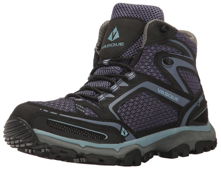 Vasque Women's Inhaler II Gtx Hiking Boot, Crown Blue/Stone Blue, 6 M US