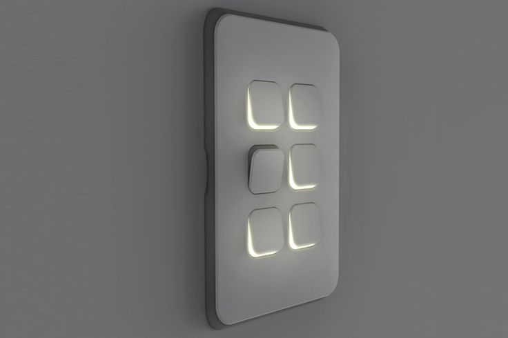 michael young clipsal iconic schneider electric switches sockets designboom