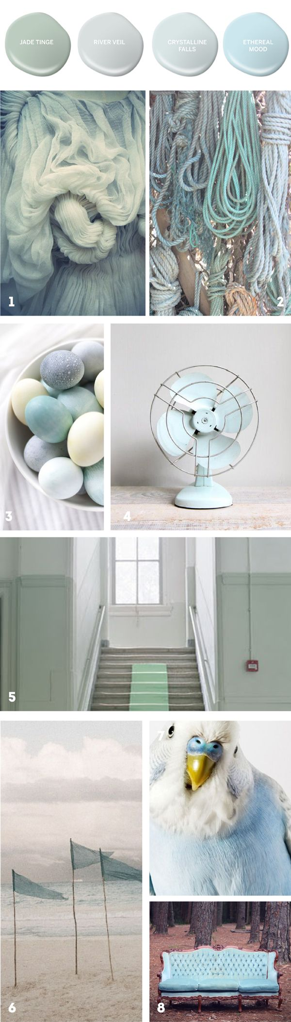 {COLOUR INSPIRATION: Behr Marquee collection & $500 Home Depot Giveaway} | The Sweet Escape