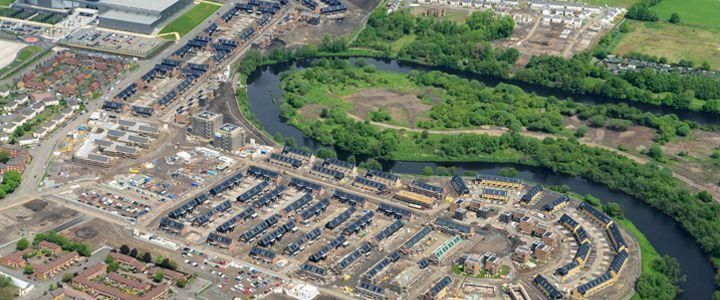 Scottish Commonwealth medal hopes get first glimpse of Glasgow 2014 Athletes' Village