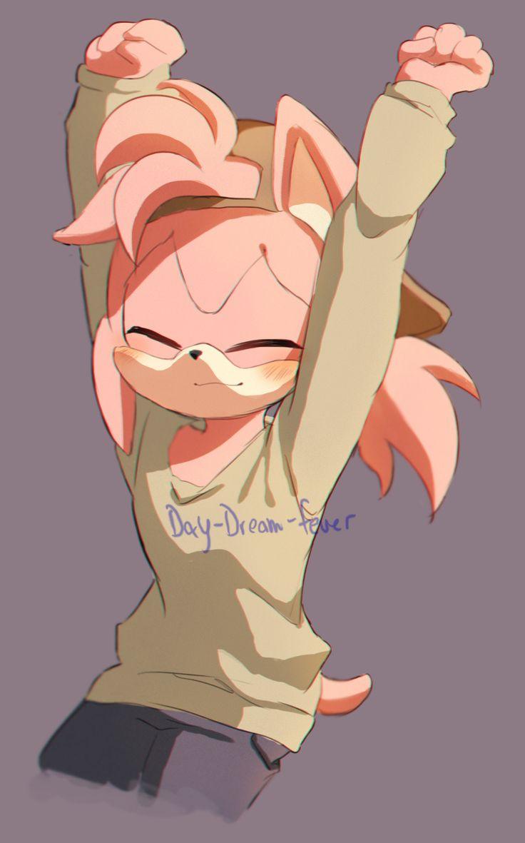 So cute!!! I love Amy! X3