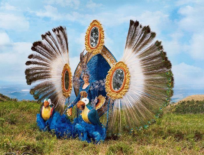 Бразильский костюм для карнавала как называется