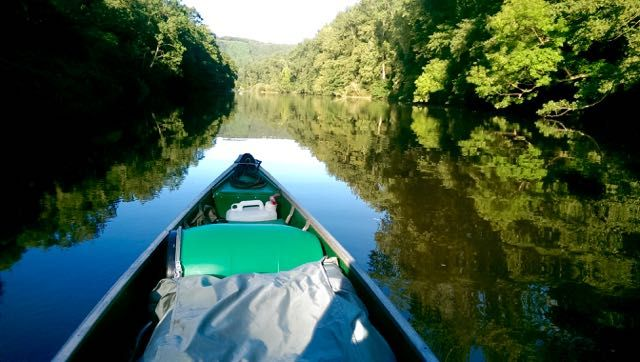 Canoe Camping the full navigable length of the river Wye. From Glasbury to Chepstow, just over one hundred miles.  The river pa...